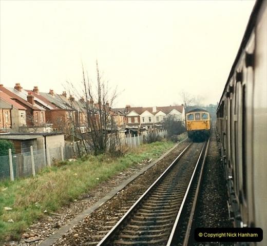 1988-02-18 Branksome & Parkstone, Poole, Dorset.  (4)0479