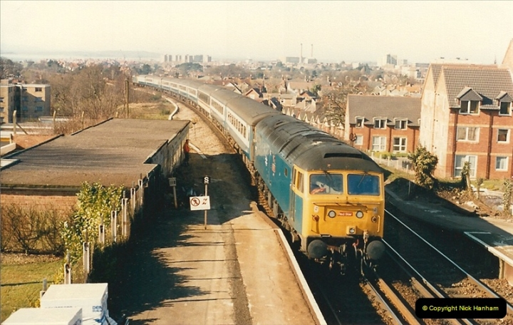 1988-02-26 Refurbishment @ Parkstone, Poole, Dorset.  (10)0499