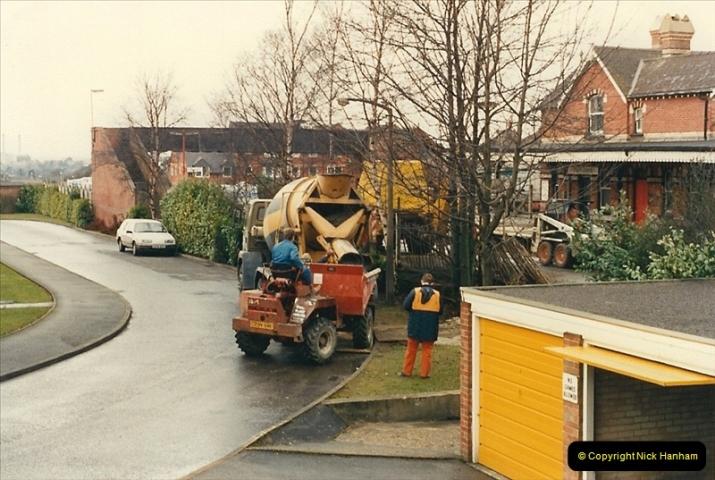 1988-02-26 Refurbishment @ Parkstone, Poole, Dorset.  (11)0500