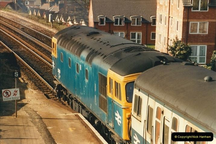 1988-02-26 Refurbishment @ Parkstone, Poole, Dorset.  (8)0497