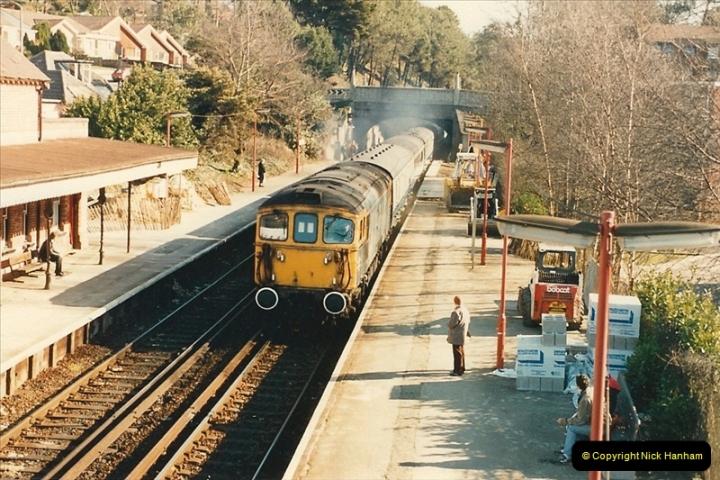 1988-02-26 Refurbishment @ Parkstone, Poole, Dorset.  (9)0498