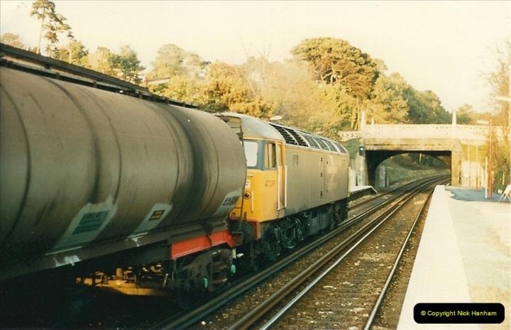 1988-03-25 Parkstone, Poole, Dorset.   (4)0542