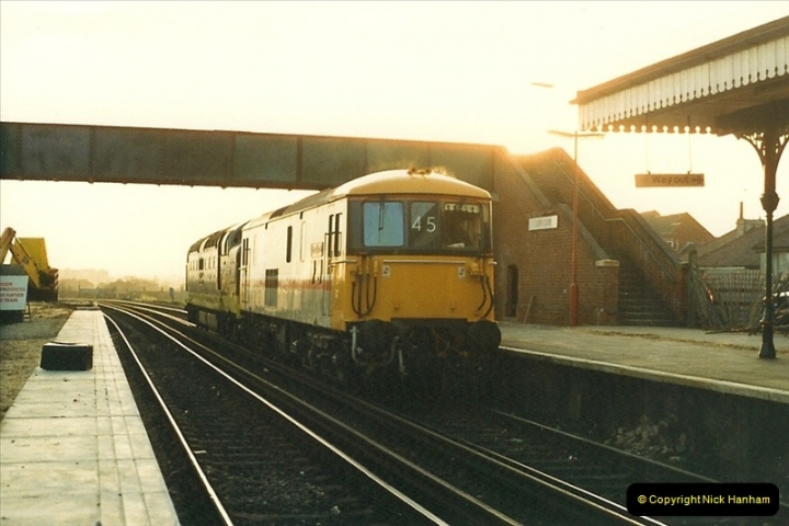 1988-03-25 Parkstone, Poole, Dorset.   (5)0543