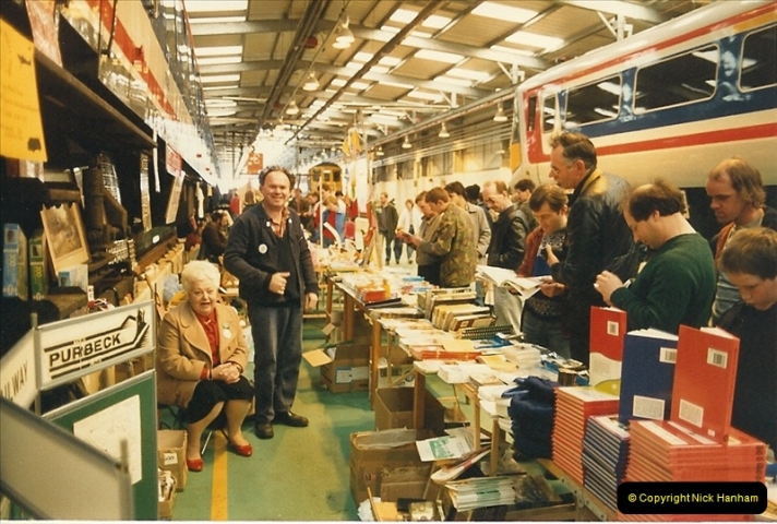 1988-03-26 Bournemouth Depot open day.  (23)0569