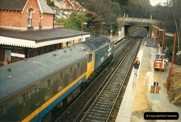 1988-03-29 Parkstone, Dorset.  (2)0581