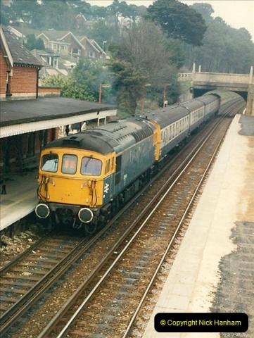 1988-04-14 Parkstone, Poole, Dorset.  (1)0589
