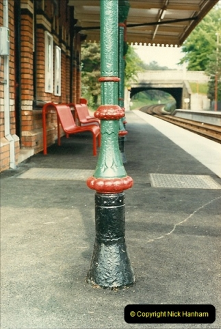 1988-05-13 Parkstone station refurbishment now completed (1)0594