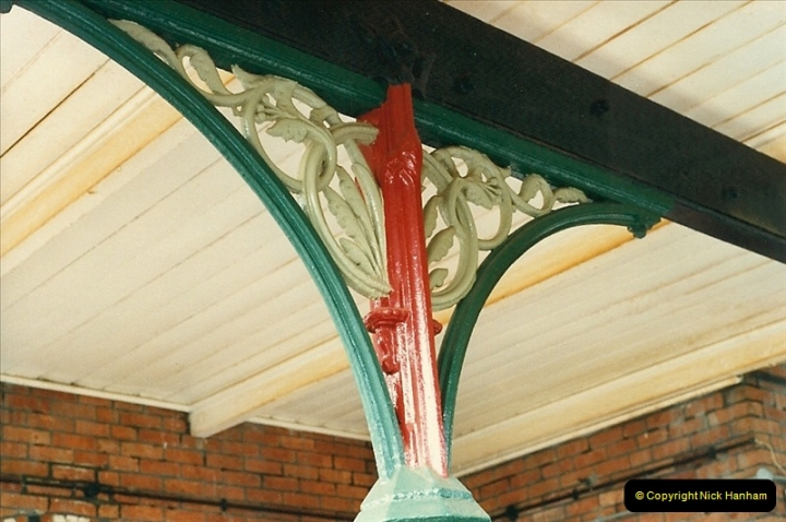 1988-05-13 Parkstone station refurbishment now completed (2)0595