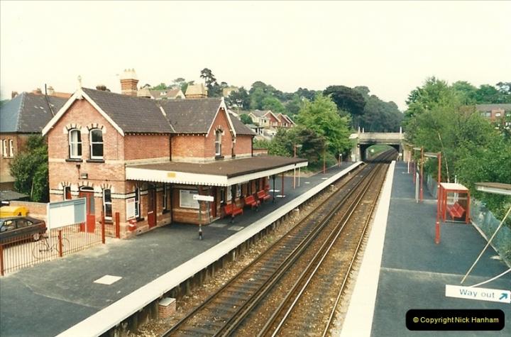 1988-05-14 Parkstone refurbishment now complete.  (2)0614