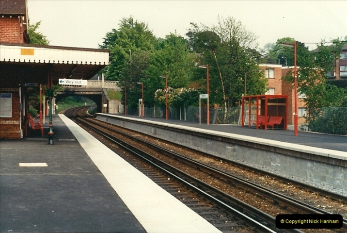 1988-05-14 Parkstone refurbishment now complete.  (4)0616