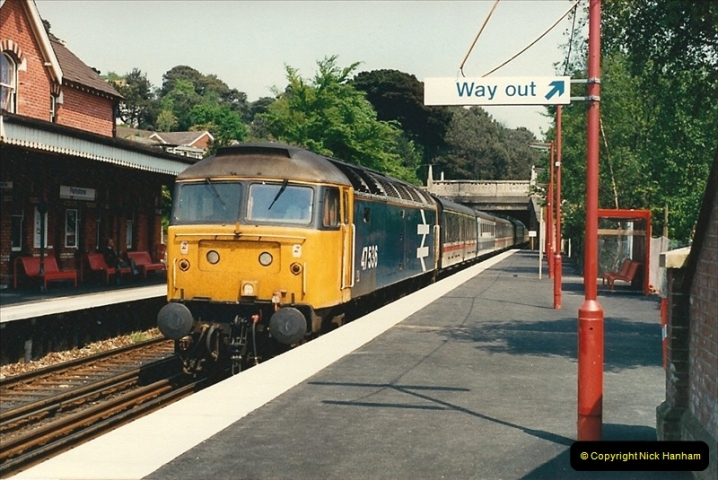 1988-05-16 Parkstone, Poole, Dorset.  (4)0622