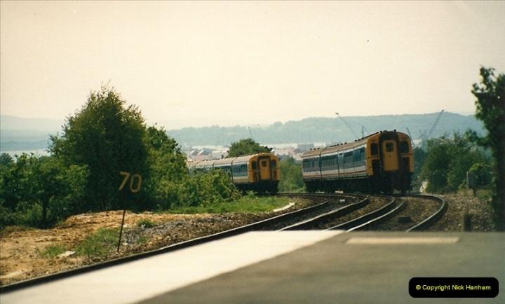 1988-06-06 Parkstone, Poole, Dorset.   (4)0642