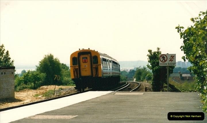 1988-06-06 Parkstone, Poole, Dorset.   (6)0644