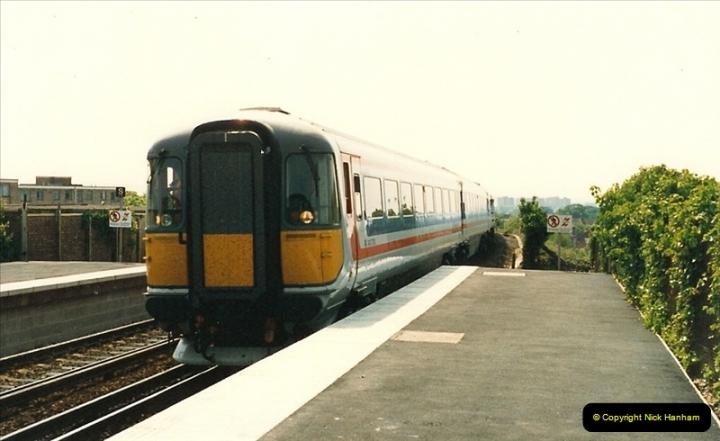 1988-06-06 Parkstone, Poole, Dorset.   (7)0645