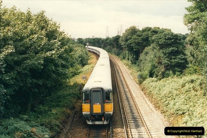 1988-08-26 Branksome, Poole, Dorset.  (3)0656