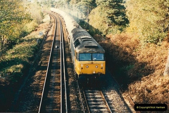 1988-11-05 Branksome, Poole, Dorset.  (1)0673