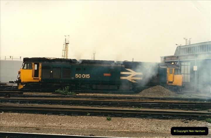 1989-01-17 Bristol Temple Meads, Bristol.  (11)0011