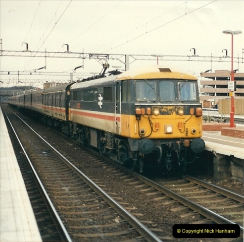 1989-02-11 Watford, Hertfordshire.  (21)0037