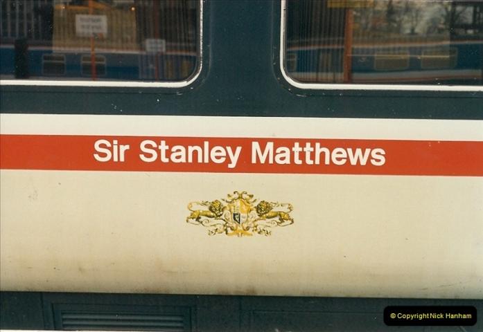 1989-02-11 Watford, Hertfordshire.  (23)0039