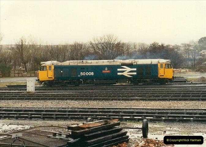 1989-02-25 Exeter St. Davids, Exeter, Devon.  (1)0112