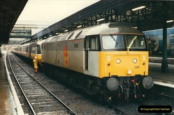 1989-02-25 Exeter St. Davids, Exeter, Devon.  (13)0124