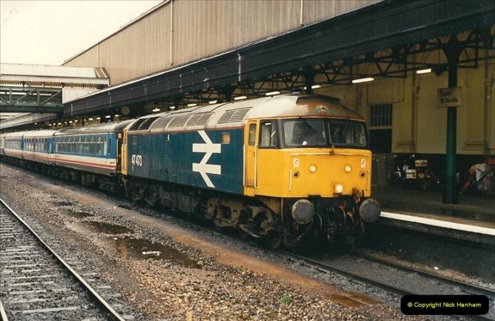 1989-02-25 Exeter St. Davids, Exeter, Devon.  (18)0129
