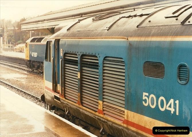 1989-02-25 Exeter St. Davids, Exeter, Devon.  (4)0115