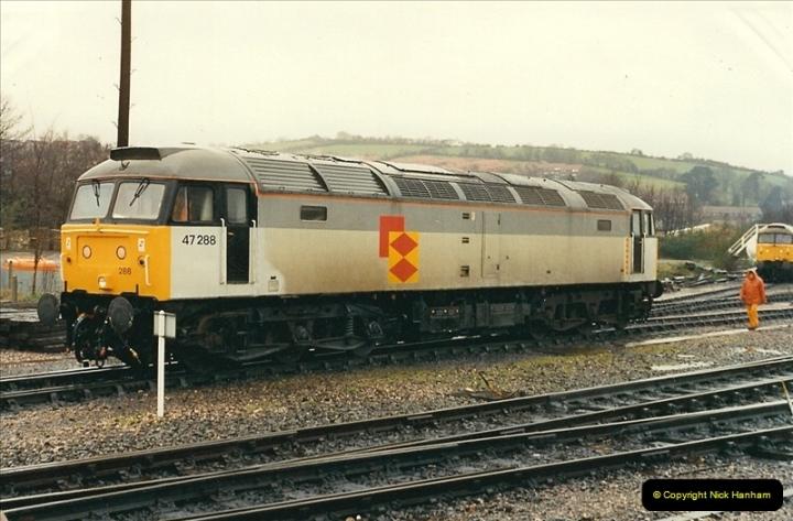 1989-02-25 Exeter St. Davids, Exeter, Devon.  (7)0118