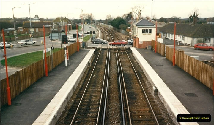 1989-03-26 Wool, Dorset.  (2)0142
