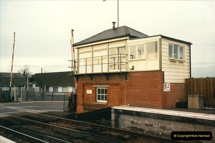 1989-03-26 Wool, Dorset.  (3)0143
