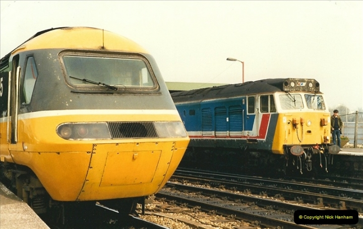 1989-03-31 Oxford, Oxfordshire.  (14)0160