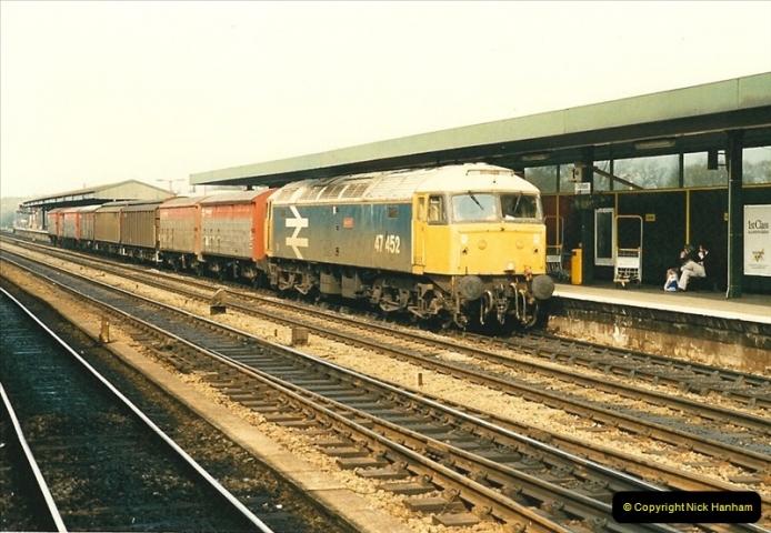 1989-03-31 Oxford, Oxfordshire.  (21)0167
