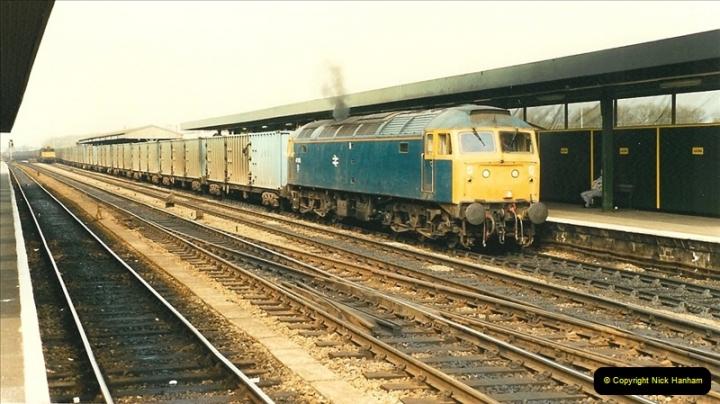 1989-03-31 Oxford, Oxfordshire.  (22)0168