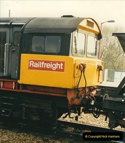 1989-03-31 Oxford, Oxfordshire.  (7)0153