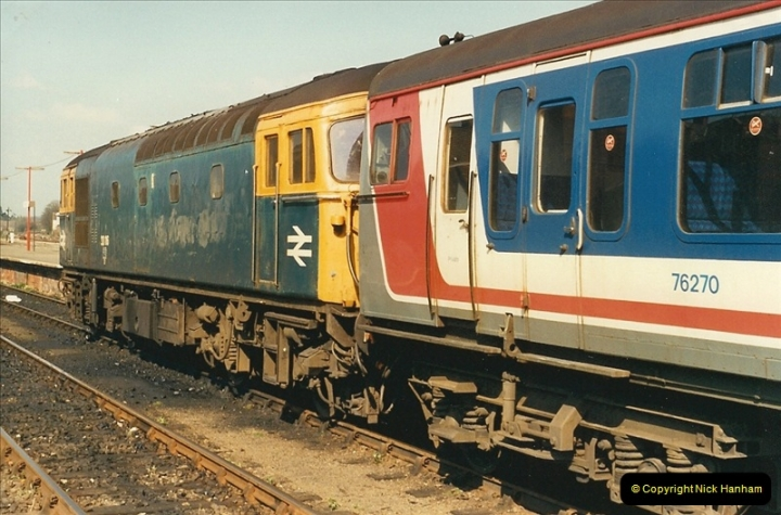 1989-04-03 Salisbury, Wiltshire.  (17)0195