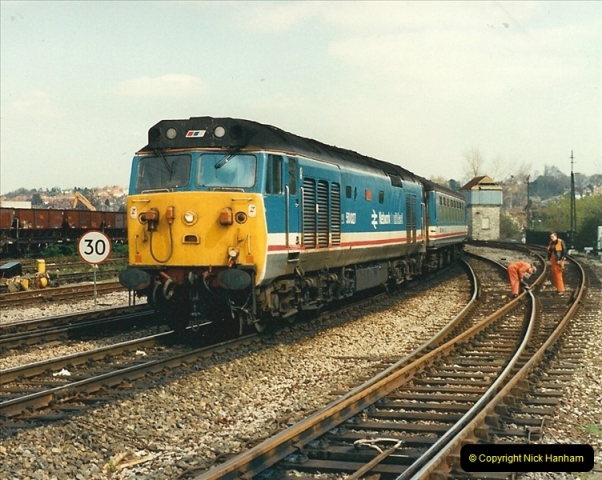 1989-04-03 Salisbury, Wiltshire.  (35)0213