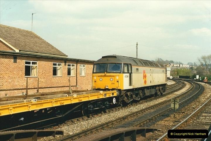 1989-04-03 Salisbury, Wiltshire.  (41)0219