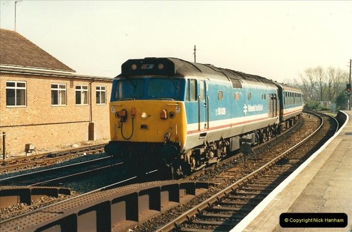 1989-04-03 Salisbury, Wiltshire.  (7)0185