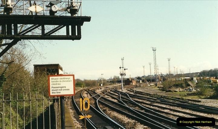 1989-04-14 Radyr, Cardiff, South Wales.  (1)0223