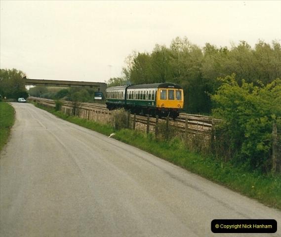 1989-04-16 Near Llanwern, Cardiff, South Wales.  (4)0267