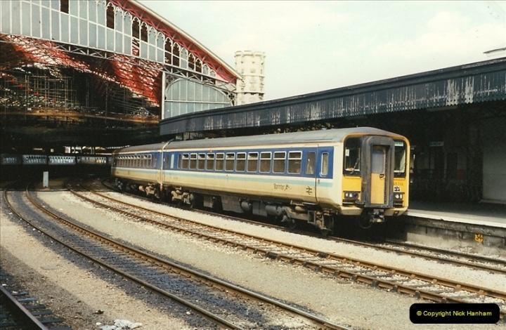 1989-08-18 Bristol Temple Meads, Bristol.  (7)0353