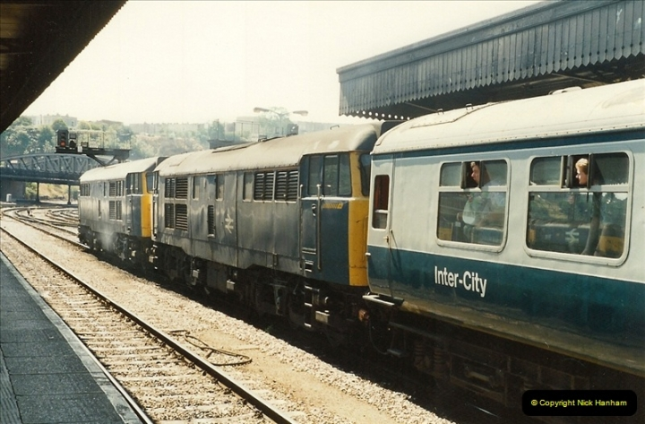 1989-08-19 Bristol Temple Meads, Bristol.  (14)0382
