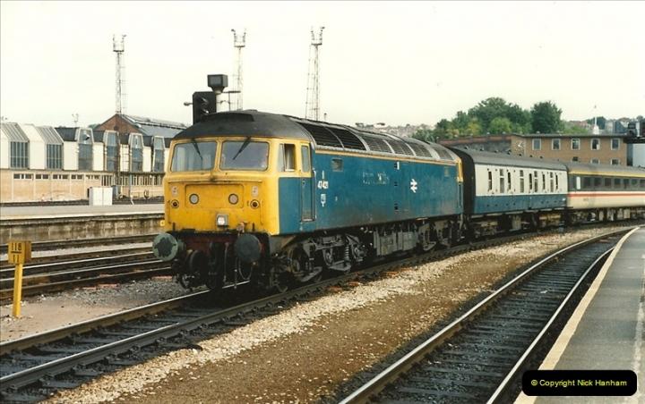1989-08-19 Bristol Temple Meads, Bristol.  (25)0393