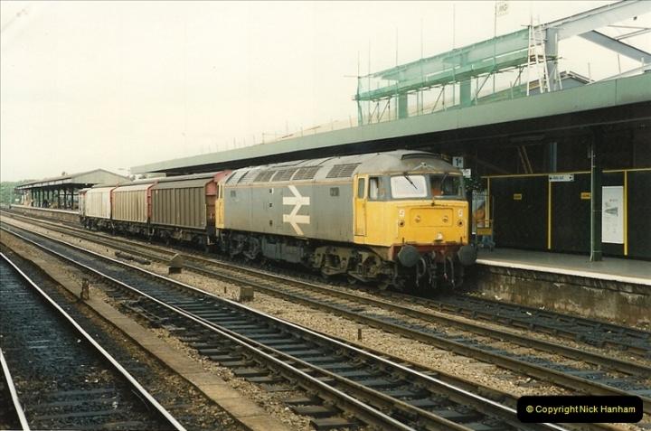 1989-09-01 Oxford, Oxfordshire.  (21)0447