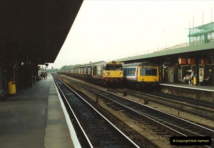 1989-09-01 Oxford, Oxfordshire.  (39)0465