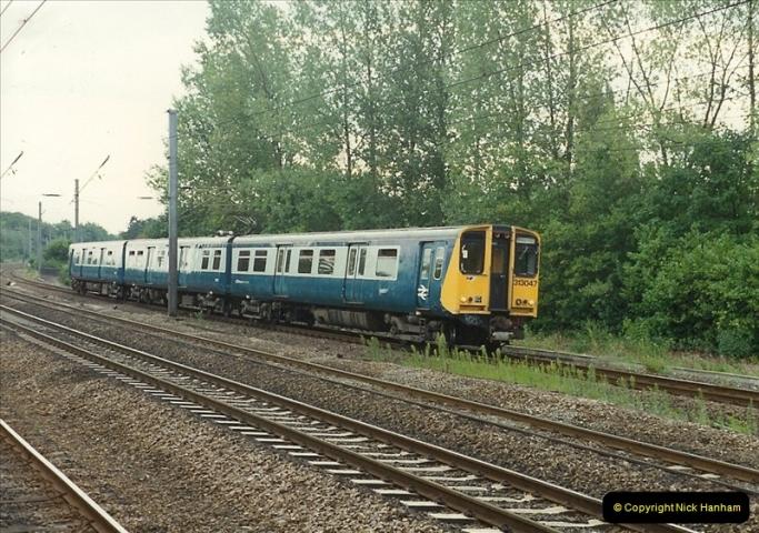 1989-09-02 Hatfield, Hertfordshire.  (6)0479