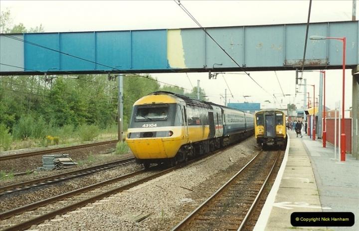 1989-09-02 Hatfield, Hertfordshire.  (9)0482