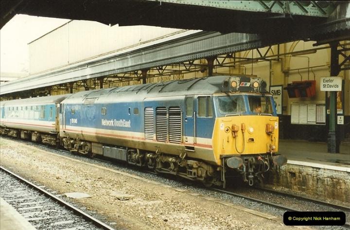 1989-10-28 Exeter St. Davids, Exeter, Devon.  (16)0619