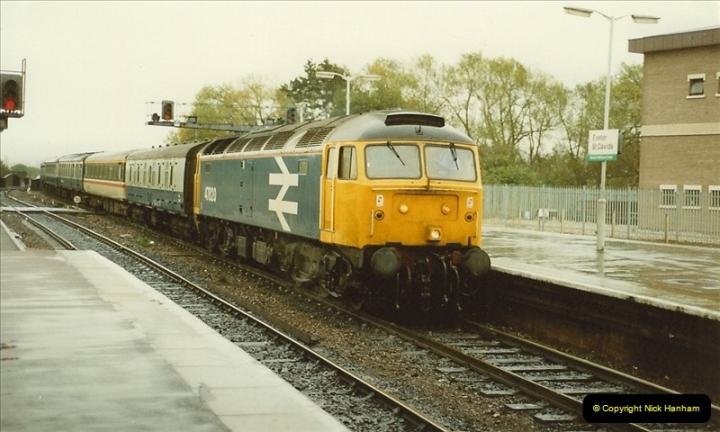1989-10-28 Exeter St. Davids, Exeter, Devon.  (19)0622
