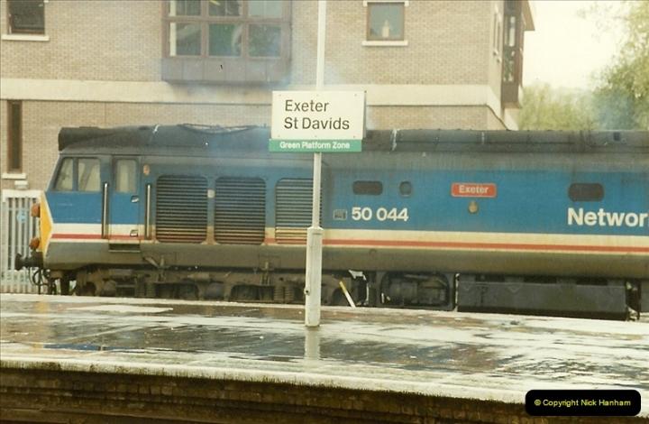 1989-10-28 Exeter St. Davids, Exeter, Devon.  (26)0629
